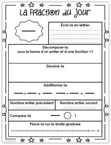 numération-fraction