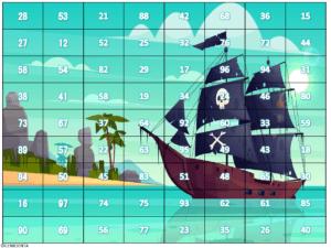 puzzle des représentations des nombres